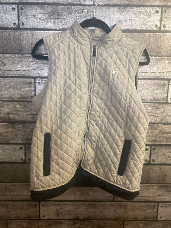 Island Green Golf Ladies Windproof Thermal Contrast Gilet Bodywarmer Size 12