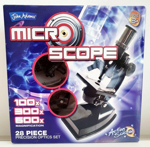 John Adams Microscope
